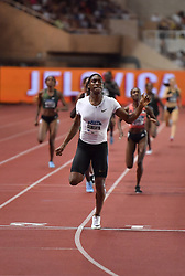 2018?7?21?.    ????????——??????????????.    7?20??????Caster Semenya?????.    ??????????????????800????? ????Caster Semenya?1:54.60????????.    ?????????... (SP)MONACO-FONTVIEILLE-ATHLETICS-IAAF-DIAMOND LEAGUE..(180721) -- FONTVIEILLE, July 21, 2018  Caster Semenya of South Africa competes during the women's 800m of the IAAF Diamond League competitions in Fontvieille, Monaco on July 20, 2018.  Caster Semenya claimed the title with  1:54.60. (Credit Image: © Chen Yichen/Xinhua via ZUMA Wire)