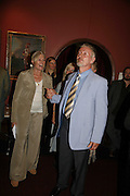 VANESSA REDGRAVE AND Trevor Bentham, Vanessa Redgrave and Thelma Holt host a reception at the<br />