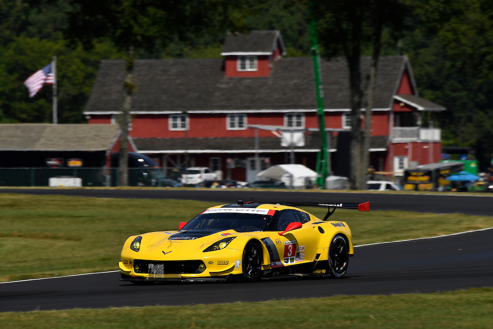 26-28 August, 2016, Alton, Virginia USA<br /> 3, Chevrolet, Corvette C7, GTLM, Antonio Garcia, Jan Magnussen<br /> &copy;2016, Scott R LePage <br /> LAT Photo USA