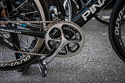 Pinarello Dogma F8 of Geraint Thomas (GBR,Team Sky), Tour de France, Stage 21: Évry > Paris Champs-Élysées, UCI WorldTour, 2.UWT, Paris Champs-Élysées, France, 27th July 2014, Photo by Pim Nijland