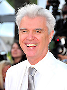 20.MAY.2011. CANNES<br /> <br /> DAVID BYRNE ON THE RED CARPET FOR MOVIE THIS MUST BE THE PLACE PREMIERE AT THE 64TH CANNES INTERNATIONAL FILM FESTIVAL 2011 IN CANNES, FRANCE<br /> <br /> BYLINE: EDBIMAGEARCHIVE.COM<br /> <br /> *THIS IMAGE IS STRICTLY FOR UK NEWSPAPERS AND MAGAZINES ONLY*<br /> *FOR WORLD WIDE SALES AND WEB USE PLEASE CONTACT EDBIMAGEARCHIVE - 0208 954 5968*