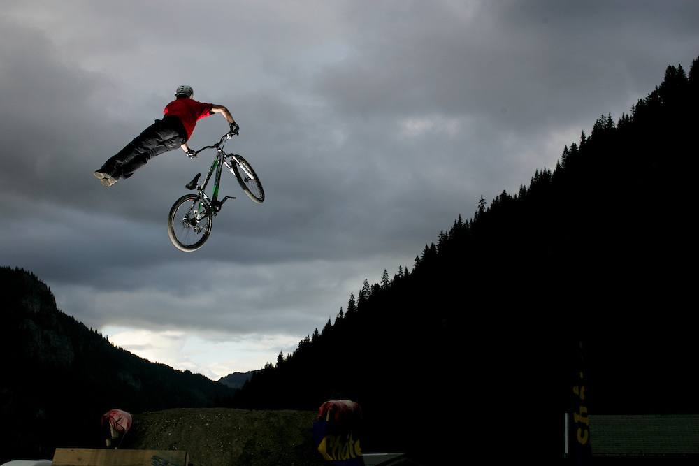 Rider: Timo Pritzel.Location: Châtel (Fance)