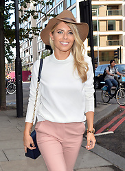 Mollie King of The Saturdays at BBC Radio 1 in central London, UK. 11/08/2014<br />BYLINE MUST READ : GOTCHAIMAGES.COM<br /><br />Copyright by © Gotcha Images Ltd. All rights reserved.<br />Usage of this image is conditional upon the acceptance <br />of Gotcha Images Ltd, terms and conditions available at<br />www.gotchaimages.com