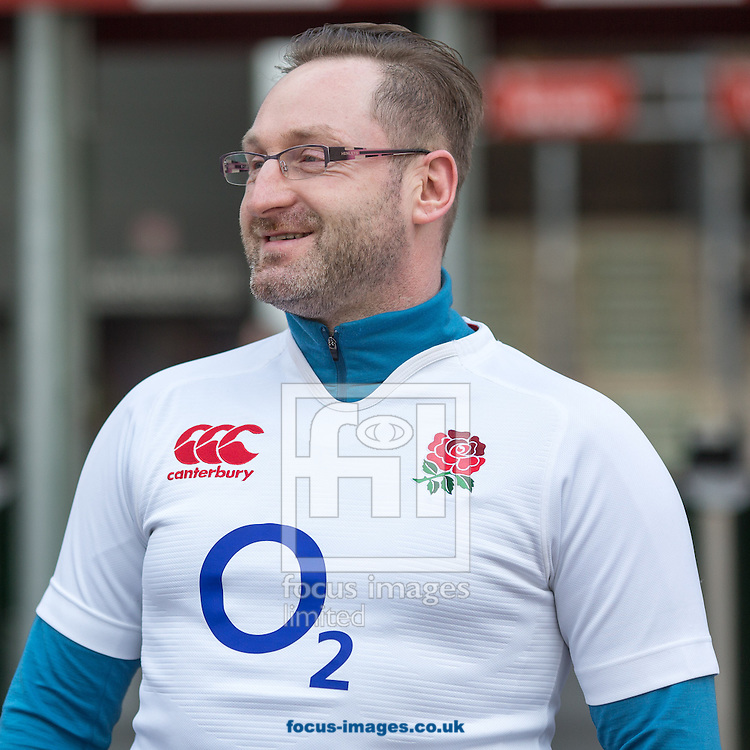 Commercial images for O2 at the  England v Scotland  RBS 6 Nations match at Twickenham Stadium, Twickenham<br /> Picture by Mark Chappell/Focus Images Ltd +44 77927 63340<br /> 14/03/2015