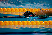 Alice Tai of Great Britain in action during the Women's 100 m Freestyle S8 at the World Para Swimming Championships 2019 Day 1 held at London Aquatics Centre, London, United Kingdom on 9 September 2019.