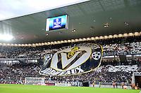 supporters Bordeaux - Nouveau Stade Bordeaux   - 23.05.2015 - Bordeaux / Montpellier - 38eme journee Ligue 1<br /> Photo : Nolwenn Le Gouic / Icon Sport