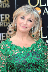 © Licensed to London News Pictures. 13/04/2014, UK. Lesley Garrett, The Laurence Olivier Awards, Royal Opera House, London UK, 13 April 2014. Photo credit : Richard Goldschmidt/Piqtured/LNP
