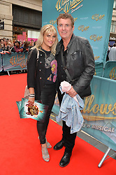 Shane Richie and Christie Goddard arriving at The opening night of Wind in The Willows at the London Palladium, Argyll Street, London England. 29 June 2017.<br /> Photo by Dominic O'Neill/SilverHub 0203 174 1069 sales@silverhubmedia.com