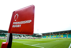 A general view of Franklin's Gardens ahead of the Premiership Rugby 7s - Mandatory by-line: Robbie Stephenson/JMP - 27/07/2018 - RUGBY - Franklin's Gardens - Northampton, England - Bristol Bears 7s v Sale Sharks 7s - Premiership Rugby 7s