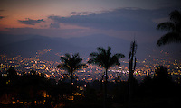Medellin, Colombia- March 15, 2015: Nestled is the Aburra Valley, the city of Medellin is experience a rebirth after serving as the center of Pablo Escobar's drug operation. CREDIT: Chris Carmichael for The New York Times