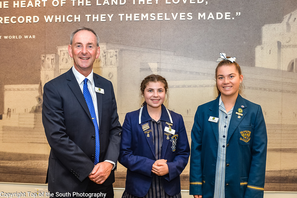 2017 Simpson prize award winners presentation at Parliament House and Australian War Memorial, Canberra.