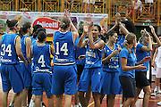 DESCRIZIONE : Cavalese Torneo di Cavalese Italia Germania<br /> GIOCATORE : Maria Chaira Franchini la squadra<br /> SQUADRA : Nazionale Italia Donne <br /> EVENTO : Raduno Collegiale Nazionale Italiana Femminile <br /> GARA : Italia Germania<br /> DATA : 16/07/2010 <br /> CATEGORIA : esultanza<br /> SPORT : Pallacanestro <br /> AUTORE : Agenzia Ciamillo-Castoria/ElioCastoria<br /> Galleria : Fip Nazionali 2010 <br /> Fotonotizia : Cavalese Torneo di Cavalese Italia Germania<br /> Predefinita :
