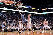 NBA: Memphis Grizzlies at Phoenix Suns//20160321