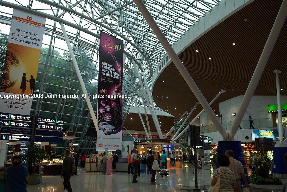 Kuala Lumpur Airport, Malaysia