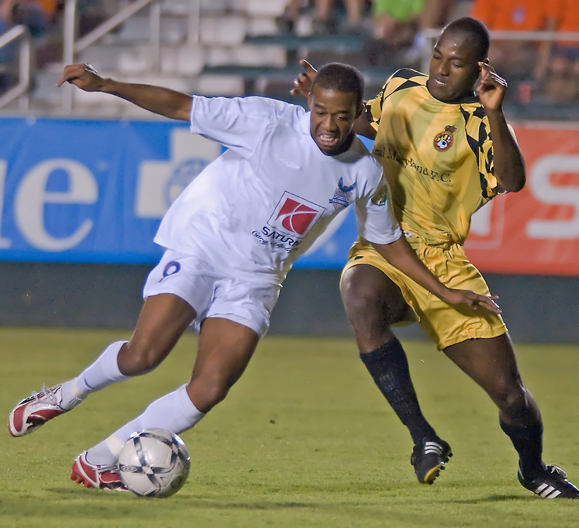 Carolina RailHawks vs Real Maryland<br /> Cary NC June24th<br /> 2d round Lamar Hunt cup