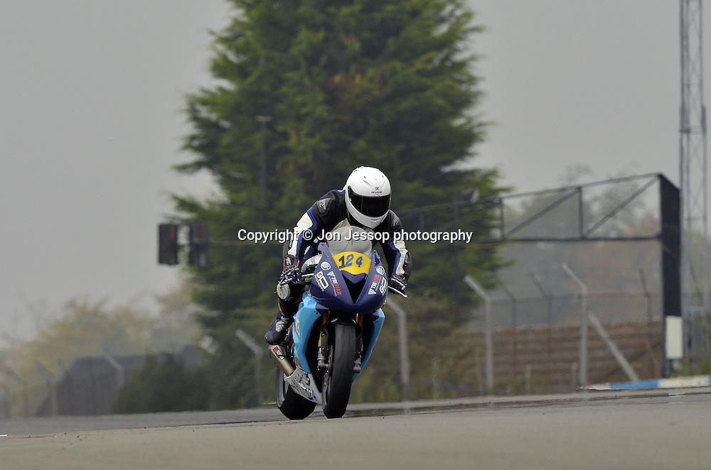 #24 Terry Lewis 3Gi Tech Triumph Triple T3