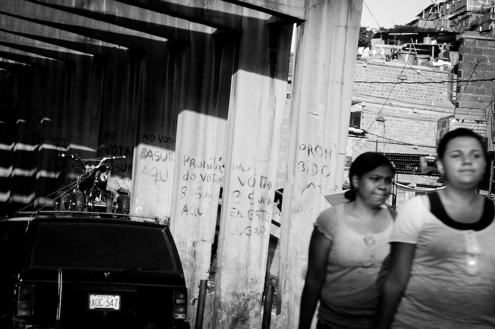Caracas - Venezuela 2011<br /> Photography by Aaron Sosa
