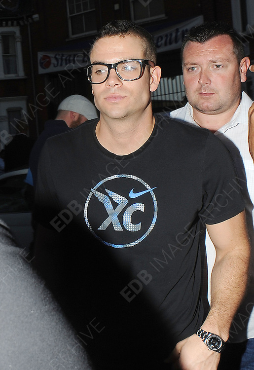 27.JUNE.2011. LONDON<br /> <br /> NOAH PUCKERMAN FROM GLEE ARRIVING AT THE O2 SHEPERDS BUSH EMPIRE TO WATCH BEYONCE'S SPECIAL ONE OFF GIG TO LAUNCH HER NEW ALBUM 4.<br /> <br /> BYLINE: EDBIMAGEARCHIVE.COM<br /> <br /> *THIS IMAGE IS STRICTLY FOR UK NEWSPAPERS AND MAGAZINES ONLY*<br /> *FOR WORLD WIDE SALES AND WEB USE PLEASE CONTACT EDBIMAGEARCHIVE - 0208 954 5968*