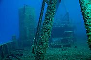 USS Kittiwake Quarterdeck