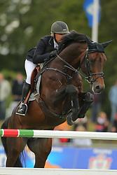 Kayser, Julia, Sterrehof´s Cayetano Z<br /> Donaueschingen 2013<br /> Championat von Donaueschingen<br /> © www.sportfotos-lafrentz.de / Stefan Lafrentz