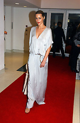 YASMIN LE BON at a party to celebrate the 90th birthday of Vogue magazine held at The Serpentine Gallery, Kensington Gardens, London on 8th November 2006.<br /><br />NON EXCLUSIVE - WORLD RIGHTS
