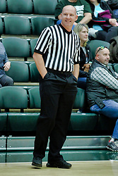 BLOOMINGTON, IL - December 15:  during a college basketball game between the IWU Titans  and the Carroll Pioneers on December 15 2018 at Shirk Center in Bloomington, IL. (Photo by Alan Look)