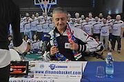 SASSARI 24 Novembre 2015<br /> Presentazione Marco Calvani Dinamo Banco di Sardegna Sassari<br /> NELLA FOTO Marco Calvani<br /> FOTO CIAMILLO