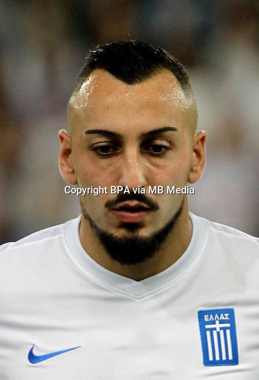 Fifa Brazil 2014 World Cup - <br /> Greece   Team - <br /> Konstantinos MITROGLOU