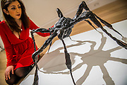 LOUISE BOURGEOIS Spider III, 1995 Estimate $4,000,000-5,000,000 - Sotheby's previews New York sales of Impressionist, Modern and Contemporary Art.   London Exhibition Dates 9- 13 April 2016, New York Sale Dates Impressionist & Modern Art Evening Sale: 9 May 2016 and Contemporary Art Evening Auction: 11 May 2016