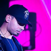 NLD/Amsterdam/20171021 - Optreden Afrojack tijdens ADE 2017,