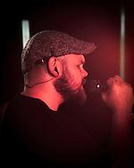 Mike Retondo of the Plain White T's singing in Yokosuka Japan