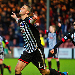 Dunfermline v Stranraer | Scottish League One | 11 January 2014