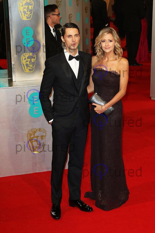 Matthew Goode, EE British Academy Film Awards (BAFTAs), Royal Opera House Covent Garden, London UK, 08 February 2015, Photo by Richard Goldschmidt