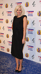 KIMBERLEY WYATT attends the British Comedy Awards at Fountain Studios, London, England, December 12, 2012. Photo by i-Images.