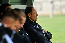 Ante Simundza head coach of NS Mura during football match between NS Mura and NK Rudar Velenje in 13th Round of Prva liga Telekom Slovenije 2018/19, on October 20, 2018 in Mestni stadion Fazanerija, Murska Sobota , Slovenia. Photo by Mario Horvat / Sportida