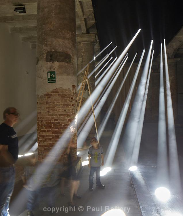 Venice Biennale 2016, Arsenale