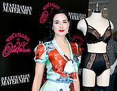 Dita Von Teese Launches Von Follies Lingerie
