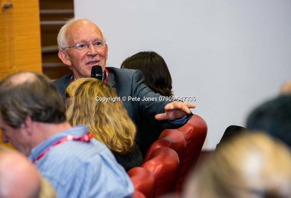 Marie Curie Palliative Care;<br /> auditorium - Crowd shots and individuals;<br /> Round the Clock Conference 2016;<br /> Royal Soc of Medicine, Wimpole St, London;<br /> 19th October 2016.<br /> <br /> &copy; Pete Jones<br /> pete@pjproductions.co.uk