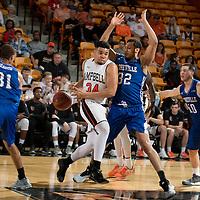 Men Basketball vs UNC Asheville