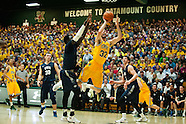 New Hampshire vs. Vermont Men's Basketball 03/07/16