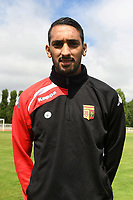 Rafik Boujedra during the Friendly match between Lens and Quevilly Rouen on 1 July 2017, in France. ( Photo by Philippe le Brech / Icon Sport )