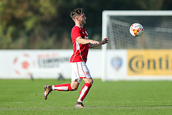 Charlie Harris of Bristol City U23 in action - Rogan Thomson/JMP - 31/10/2016 - FOOTBALL - SGS Wise Campus - Bristol, England - Bristol City U23 v Millwall U23 - U23 Professional Development League 2 (South Division).