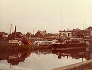 Old Dublin Amature Photos August 1983 WITH, Regans Pub, Behind Guinnesses, Canal, Four Seasons Pub, Bolton St, Henrietta Place, Dominic St, Tobacco Distributors Pearse St, James St, Grand Canal, Harolds St, Kevin st, clanbrassil st, Emmet Bridge,