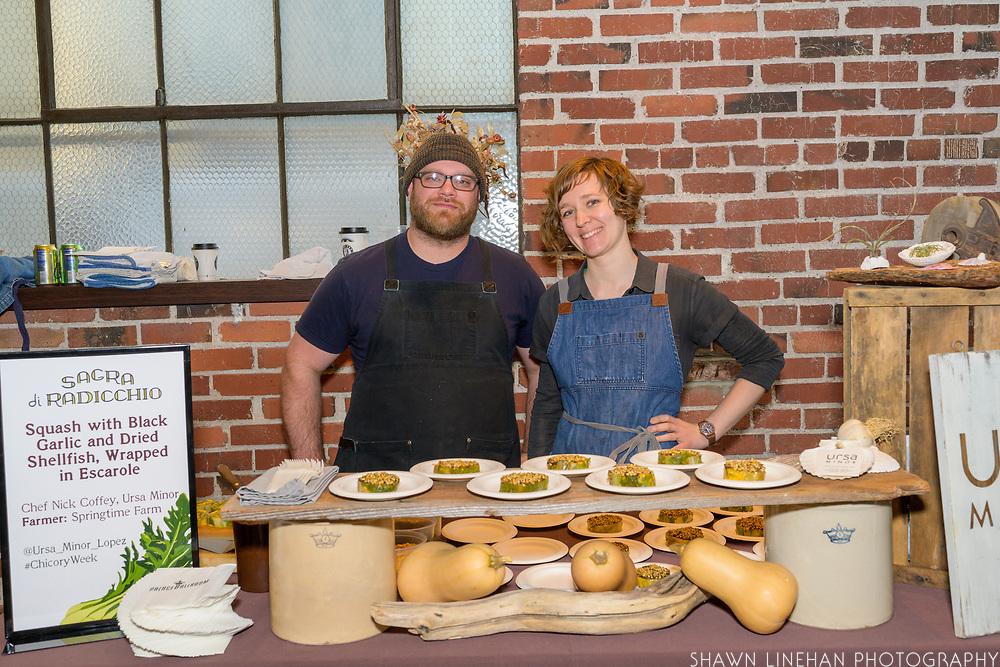 Chef Nick Coffey, Ursa Minor