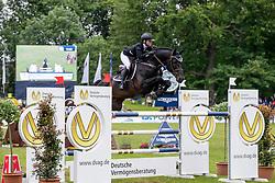 Moffitt Emily, GBR, Copain du Perchet CH<br /> Deutsches Spring- und Dressur Derby 2019<br /> © Hippo Foto - Dirk Caremans<br /> 30/05/2019