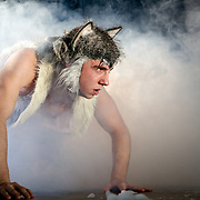 Snow Dog Performance Images - Full House Theatre