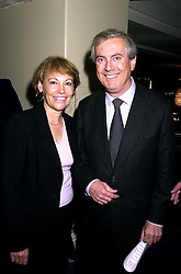 MR & MRS GYLES BRANDRETH he is the former MP at a luncheon in London on 18th October 2000.OHZ 81