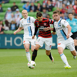 Melbourne City v Western Sydney Wanderers | Hyundai A-League | 1 February 2015.