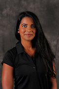 Rhea Nair during portrait session prior to the second stage of LPGA Qualifying School at the Plantation Golf and Country Club on Oct. 6, 2013 in Vience, Florida. <br /> <br /> <br /> ©2013 Scott A. Miller