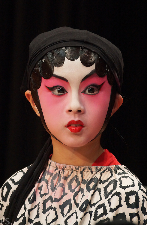 Chinese opera workshop, Hong Kong